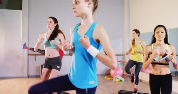 video di aerobica da