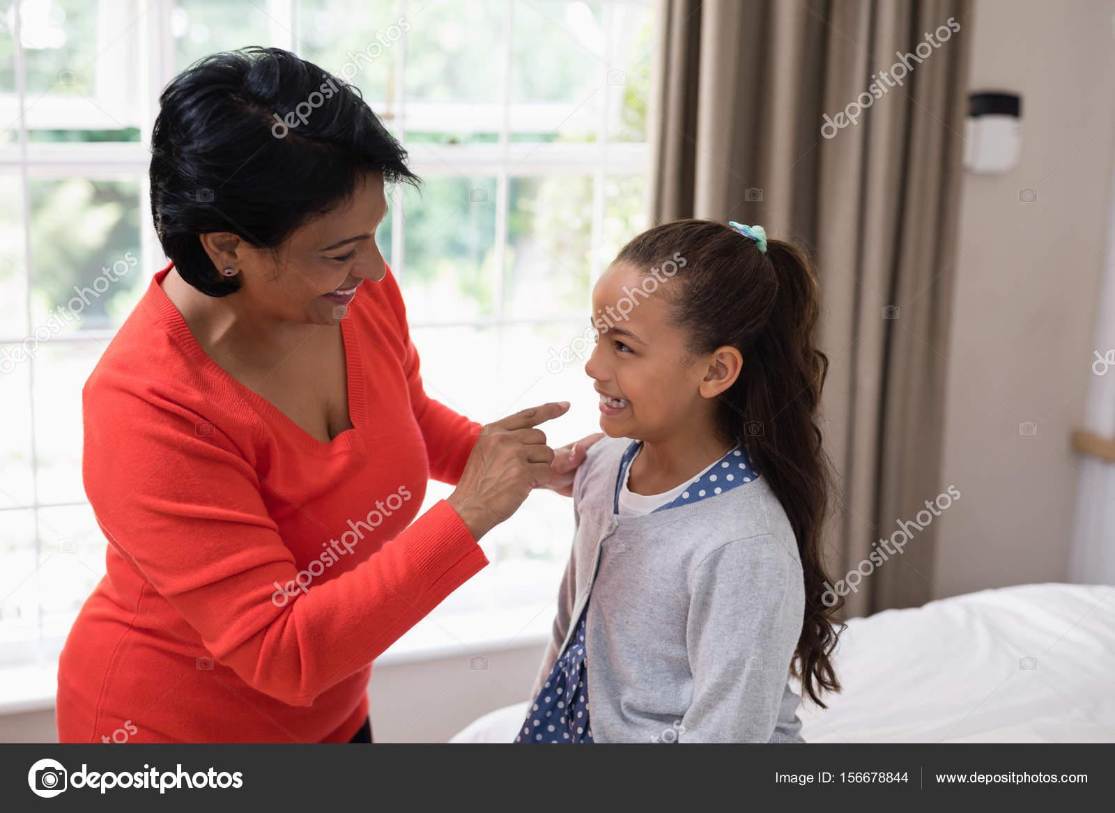 μαύρο γιαγιά λεσβία