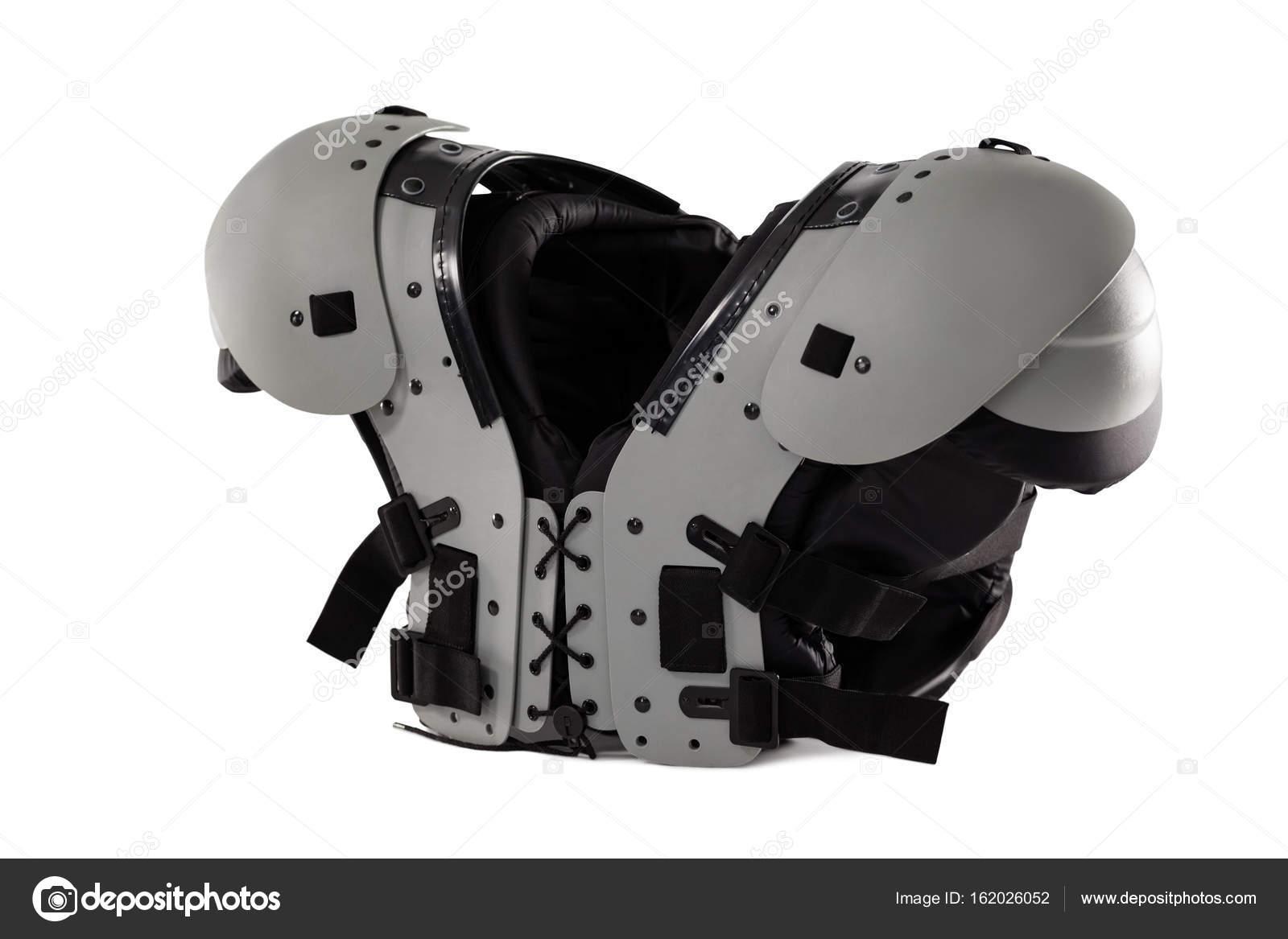 Nahaufnahme von Brustschutz — Stockfoto © Wavebreakmedia
