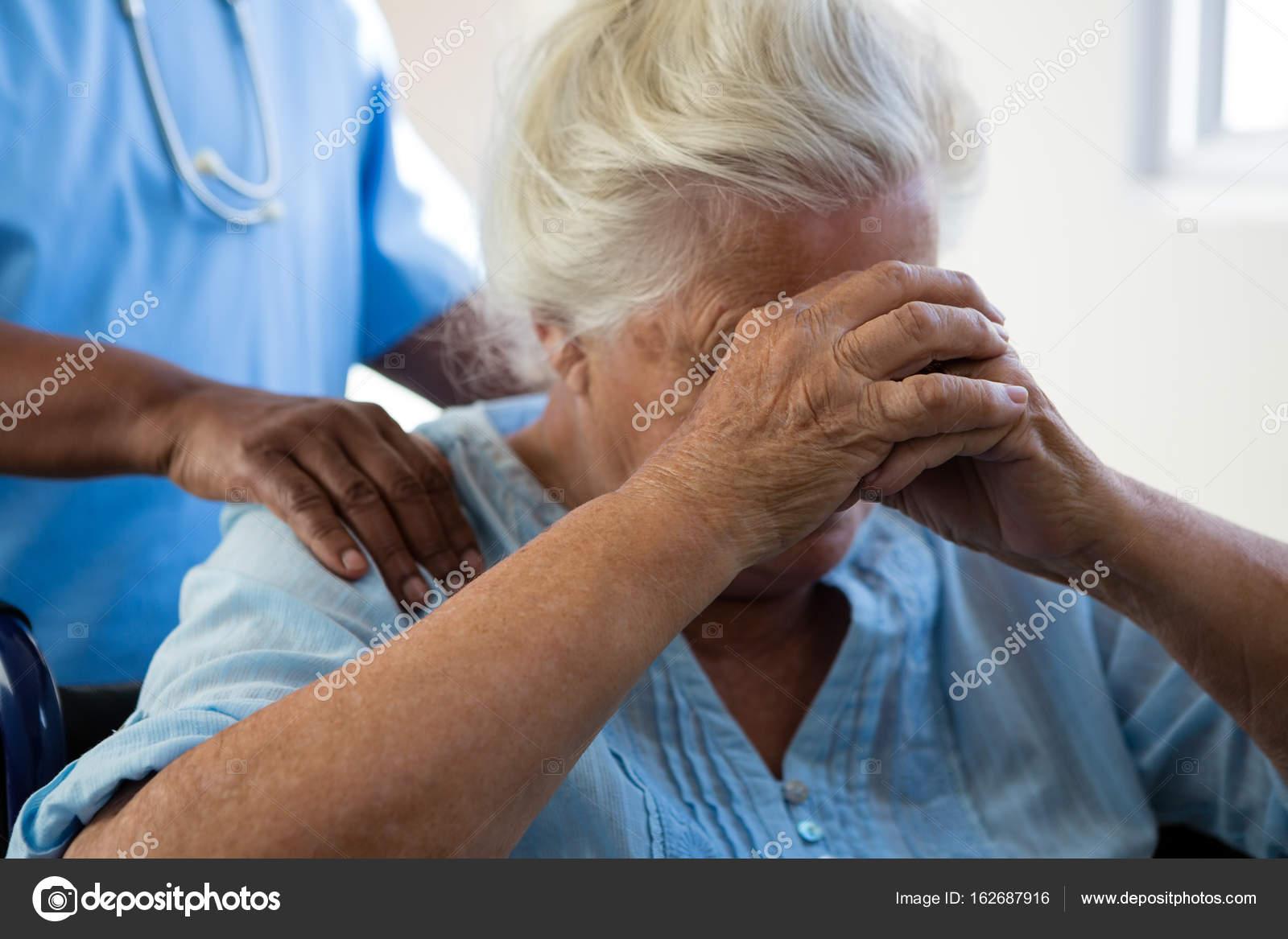 Krankenschwester datiert Patient