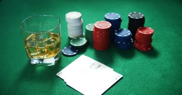 Astounding Glass Of Beer On Poker Table Home Remodeling Inspirations Basidirectenergyitoicom
