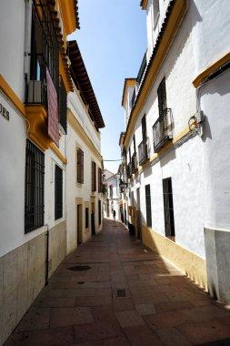 Old street in Cordoba