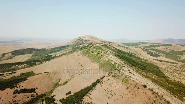 Macin mountains national park located in northern Dobrogea - Romania