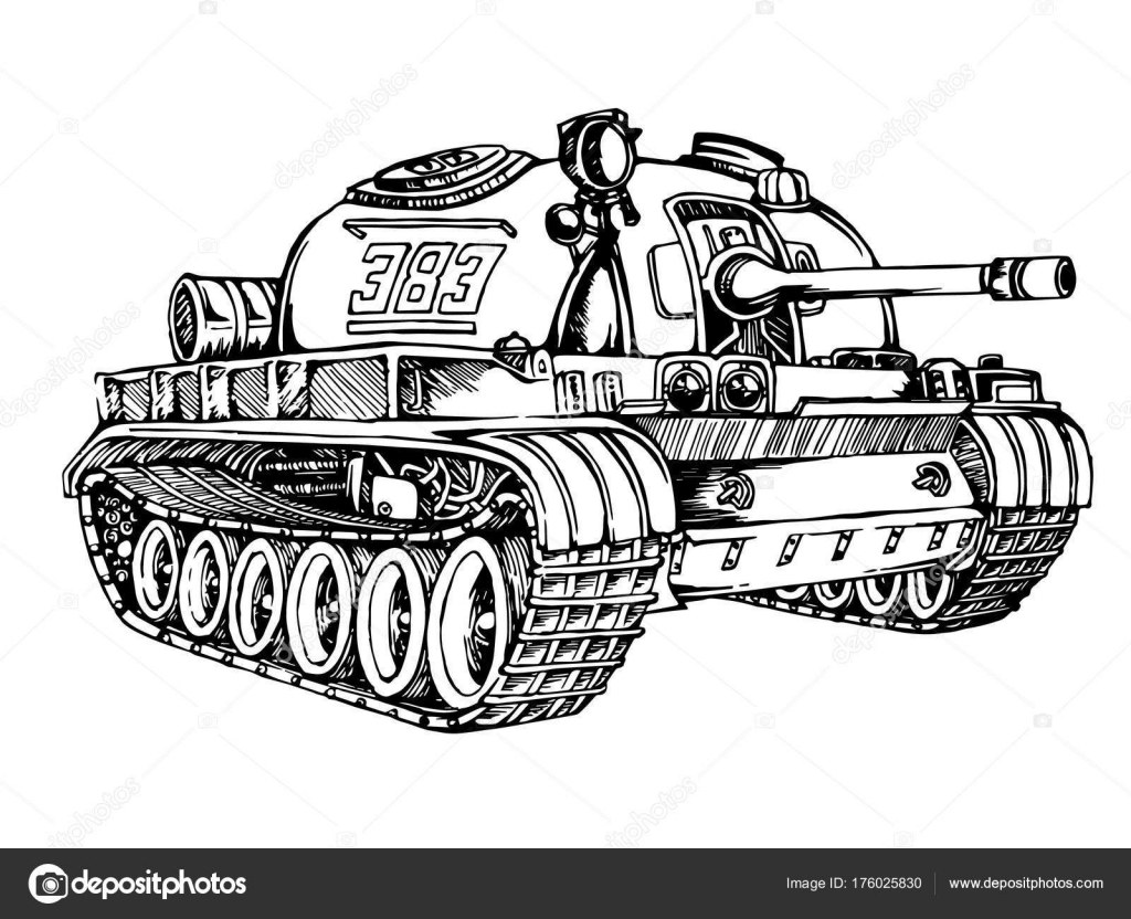 tank isolated white background vector military machine tank logotype black stock vector c lepusinensis 176025830 https depositphotos com 176025830 stock illustration tank isolated white background vector html