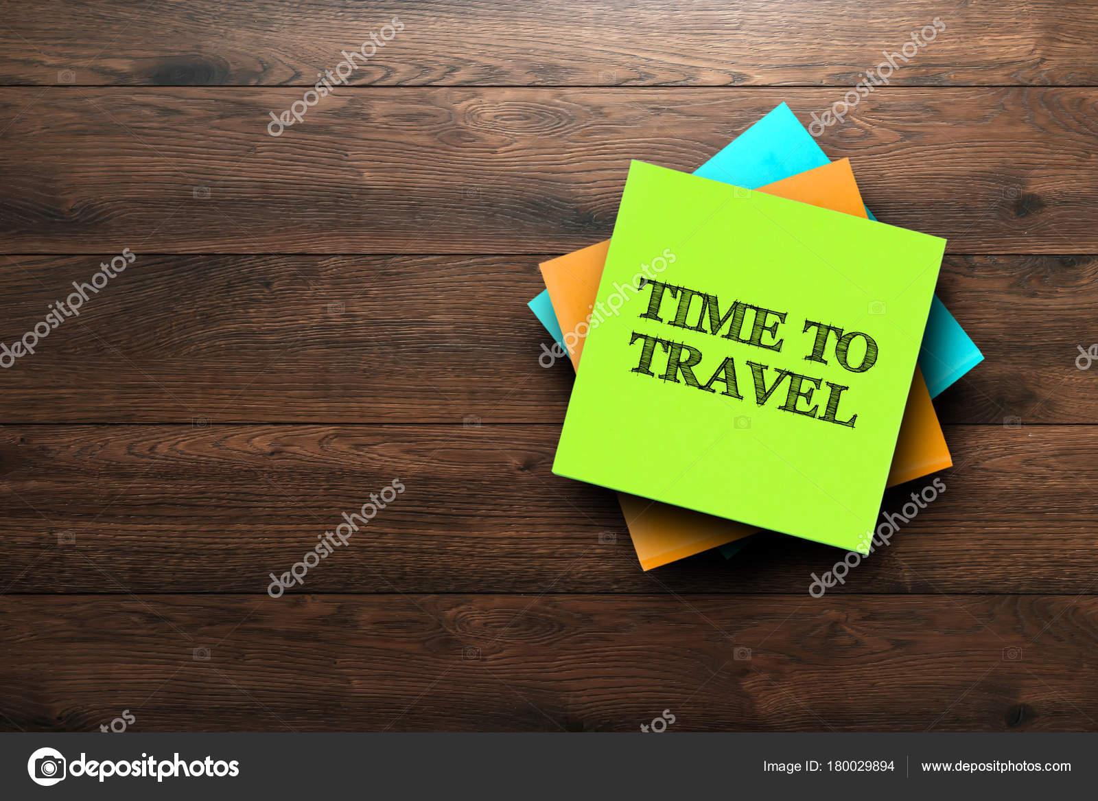 Frases De Negocios Y Viajes Para Viajar Tiempo Frase