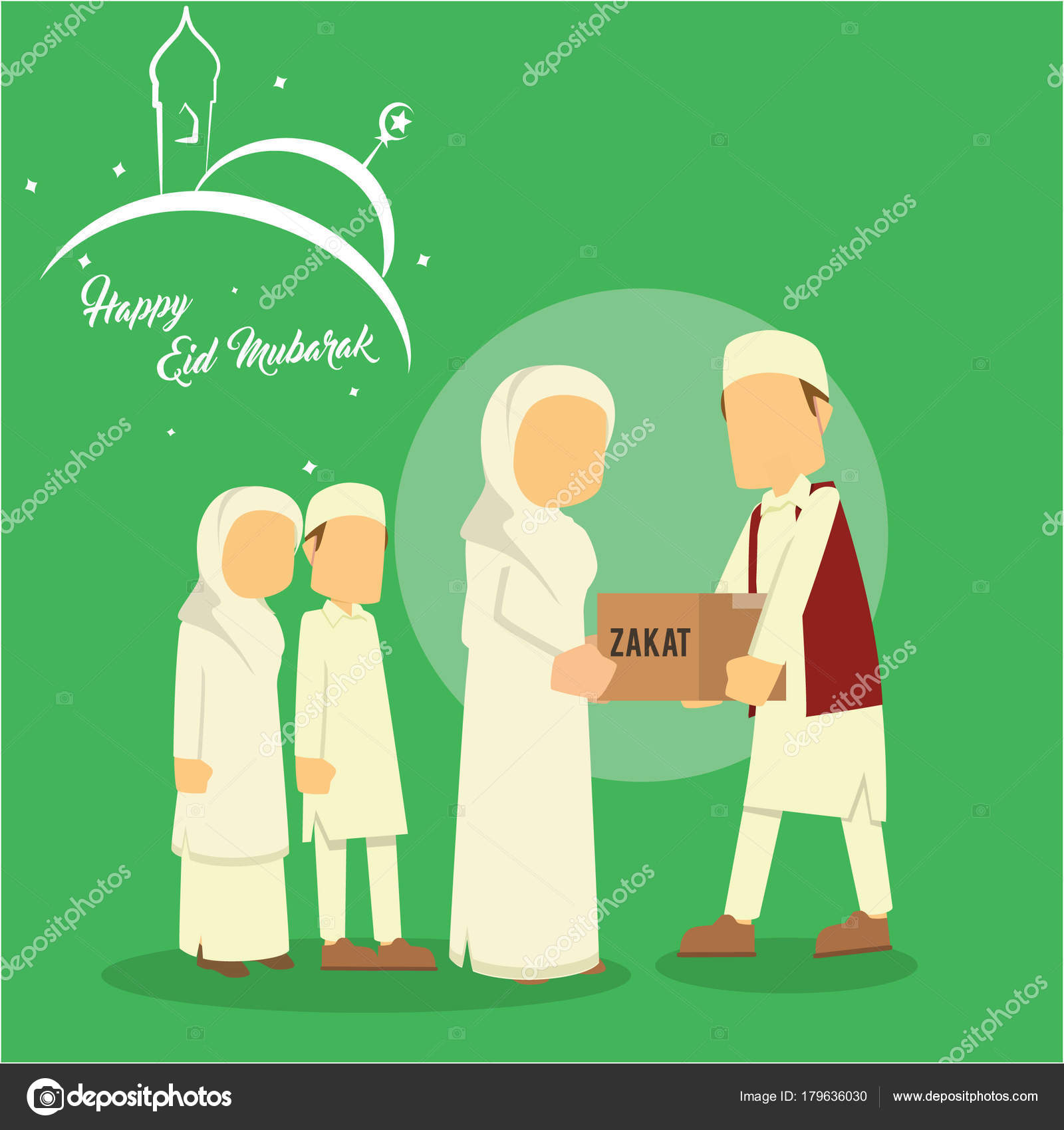 ᐈ zakat clip art stock pictures royalty free zakat illustrations download on depositphotos https depositphotos com 179636030 stock illustration muslim man giving zakat orphans html