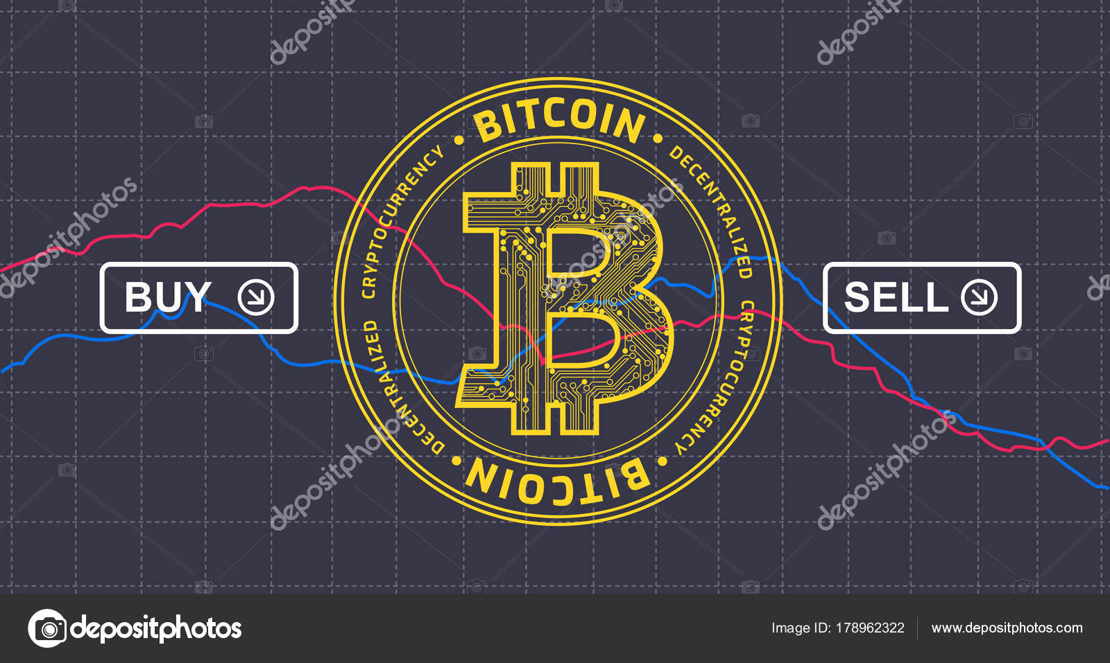 Bitcoin Price Drops Down Infographics Bitcoin Cryptocurrency V