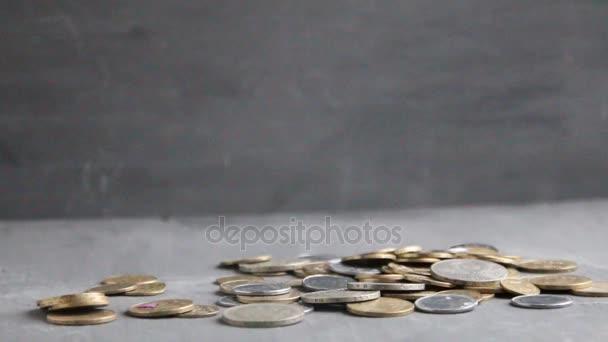 déšť z mince