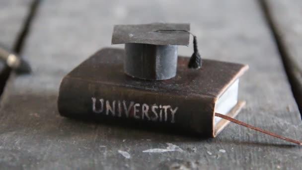 Egyetemi diploma koncepció