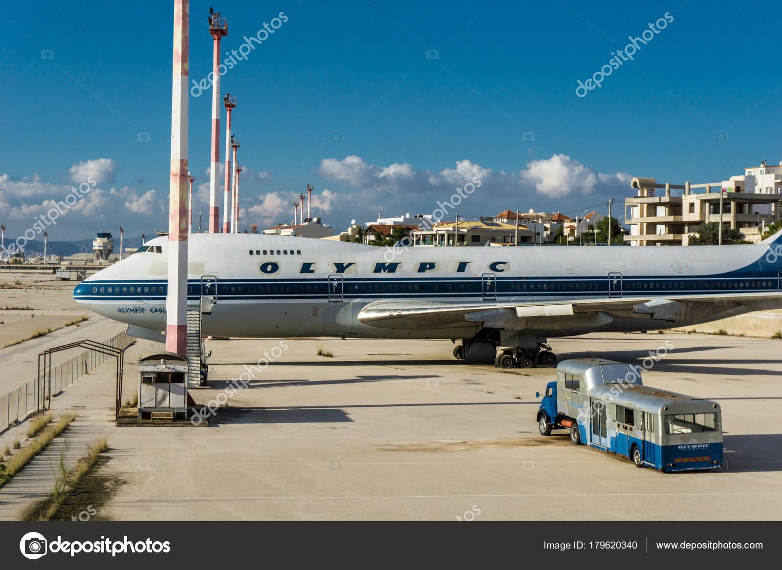 Aeroporto Atene : Aeroporto vecchio eliniko atene vista del piano