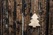 Tvar dřevěných jedle