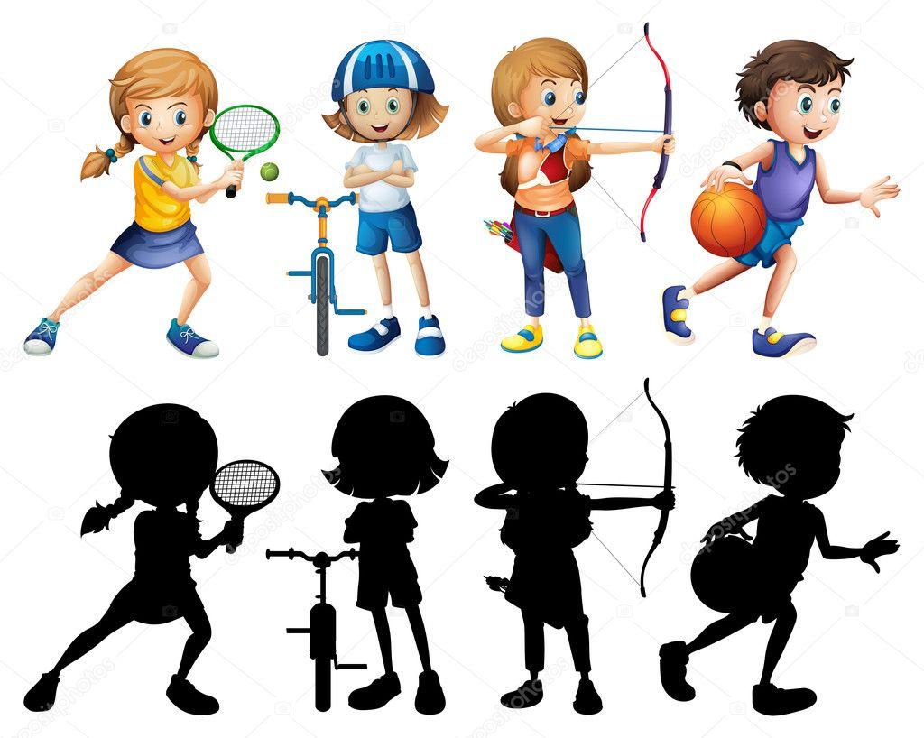 spela sporter