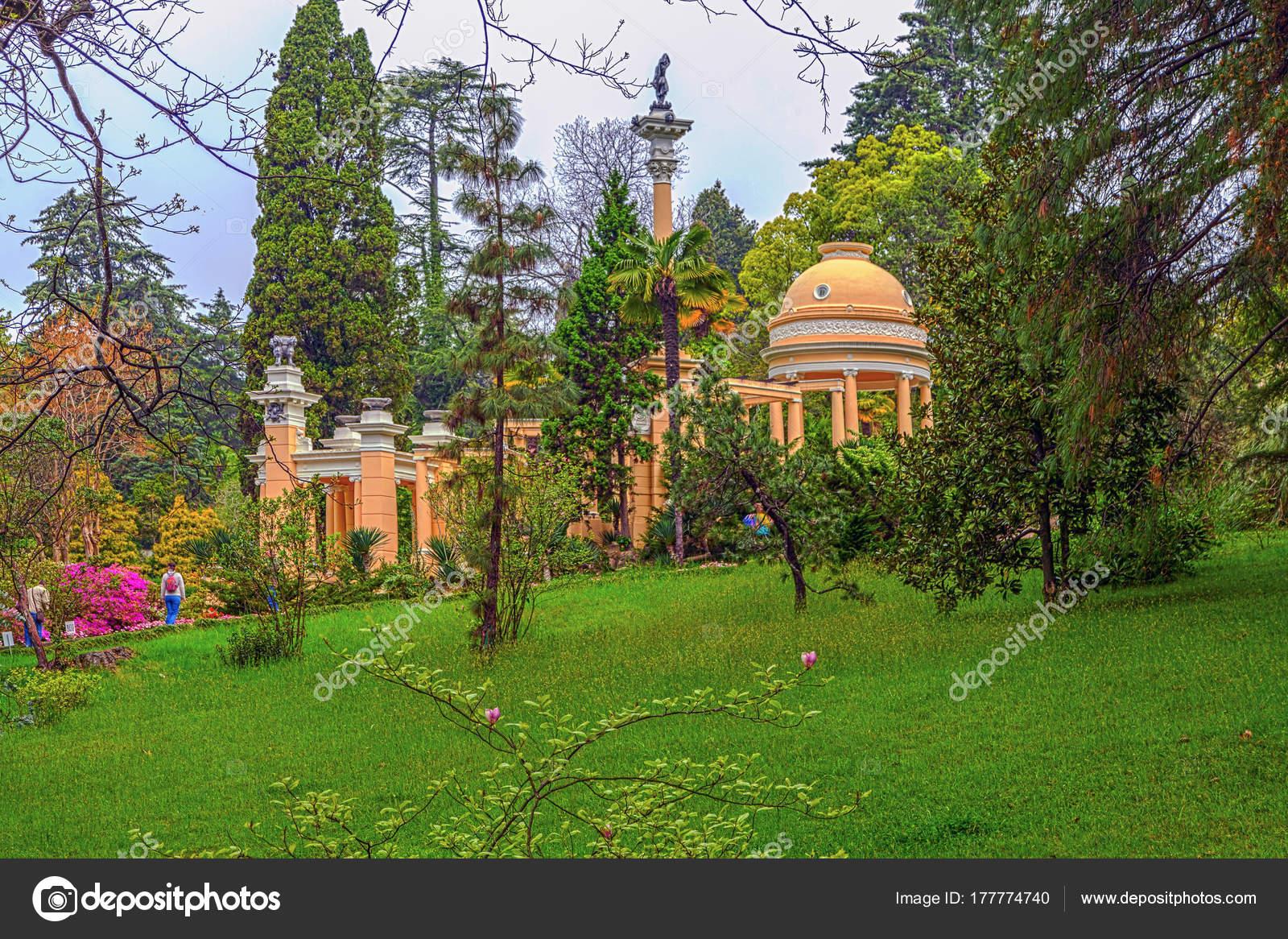 Sochi Arboretum is a museum of nature 66