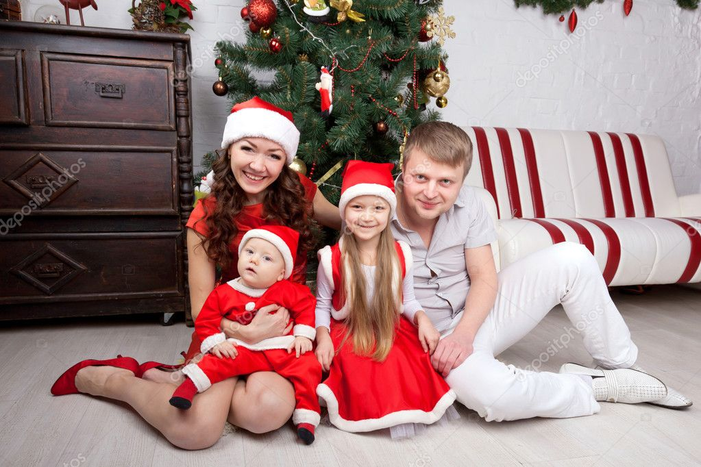 Imagenes de navidad familiar