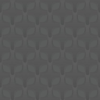 Realistic background with corners and shadows. Vector illustration texture, seamless pattern.