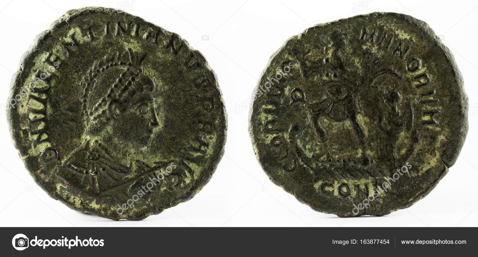 ウァレンティニアヌス 2 世のロ...