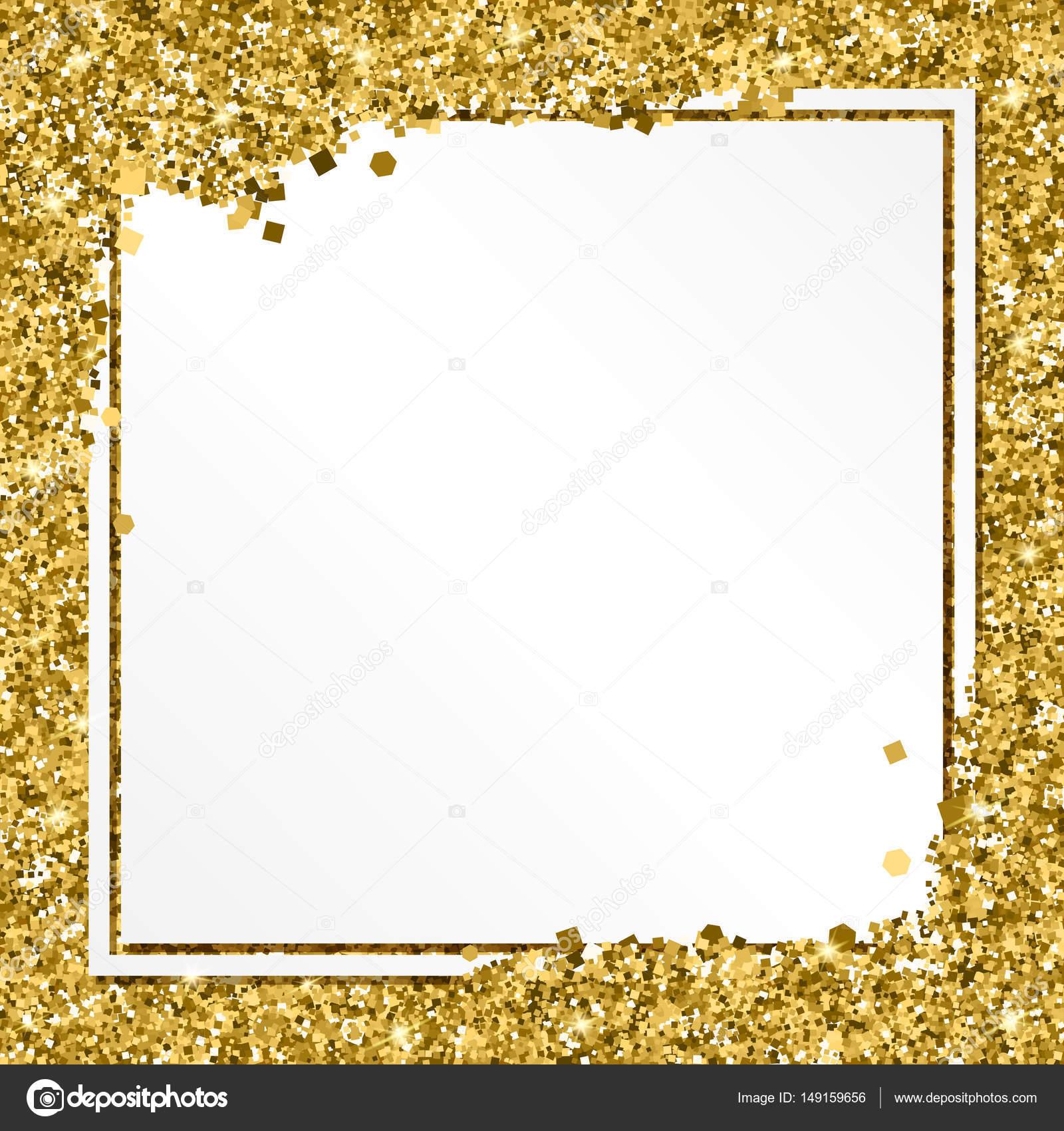 Abstrakte moderne Vektor gold Banner-Vorlagen, glänzenden Luxus ...