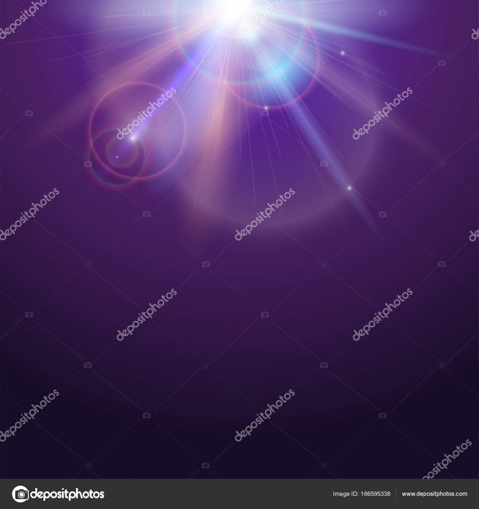 Poster template with glow light effect. Bright light of sun rays ... for Sun Light Effect Background  545xkb