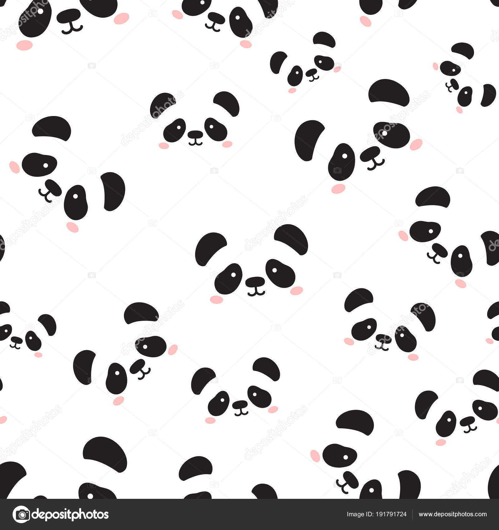 fondos pantalla la cara pintada cara de panda lindo fondo de