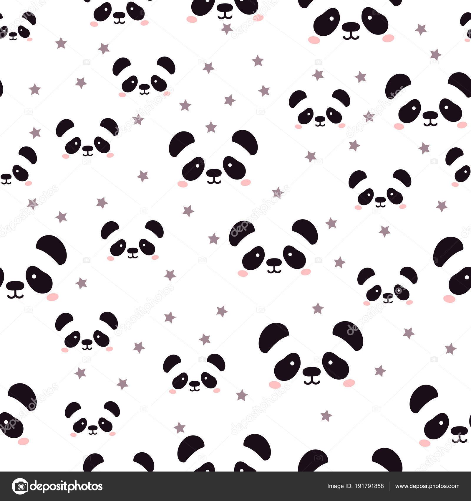 imágenes panda pantalla cara de panda lindo fondo de pantalla