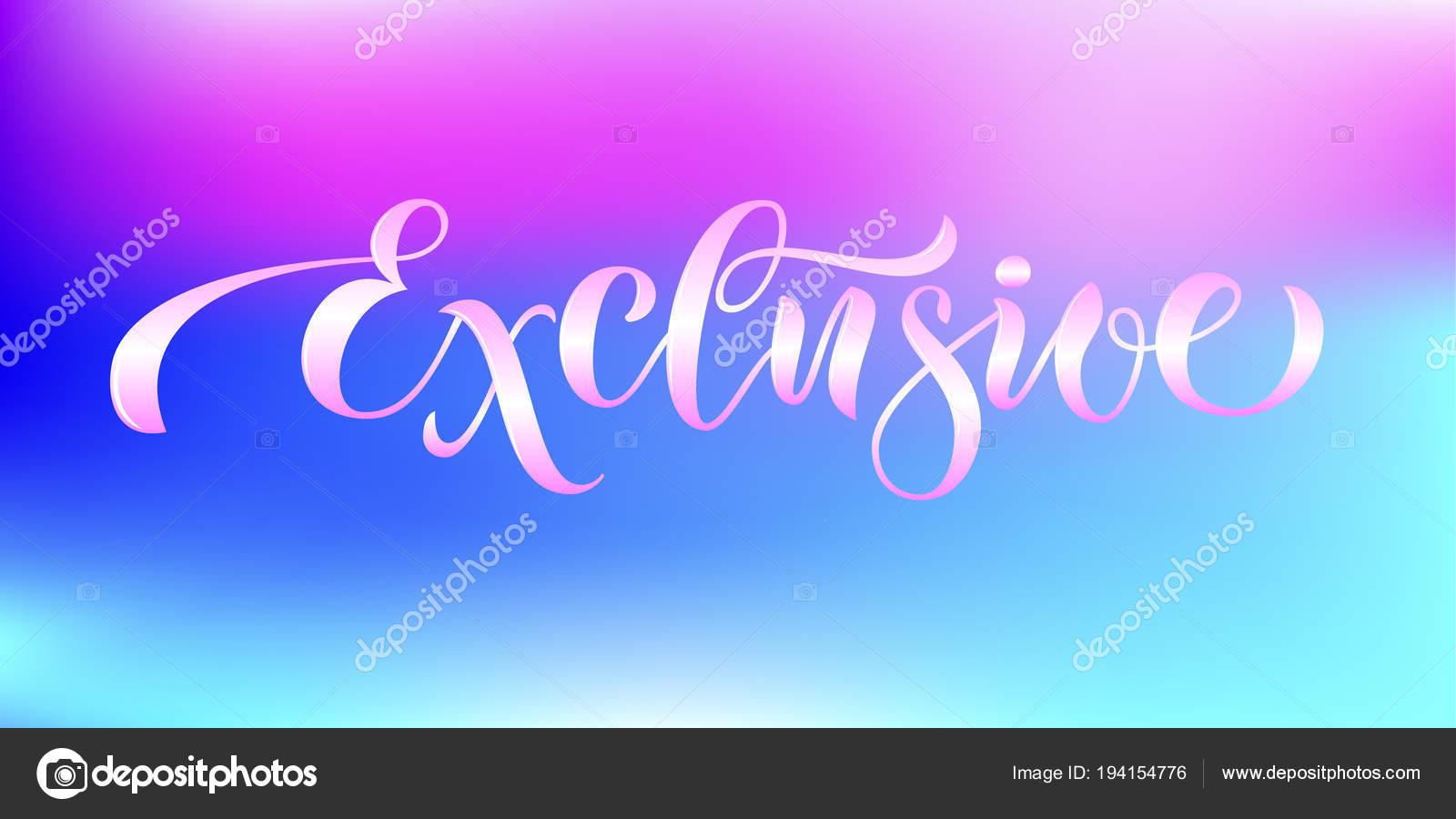 bd97fb9d9acd Tažené umění vektorové kaligrafie logotyp pro ženy internetové stránky  oblečení