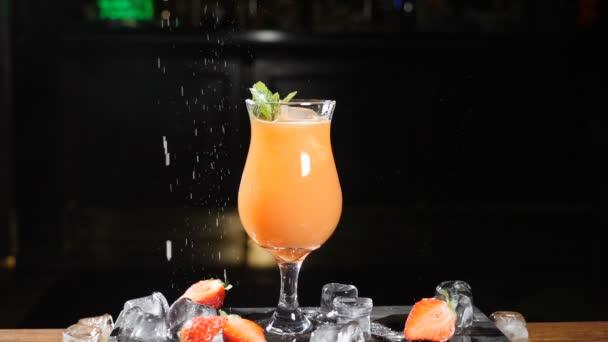 как готовить фруктовый коктейль