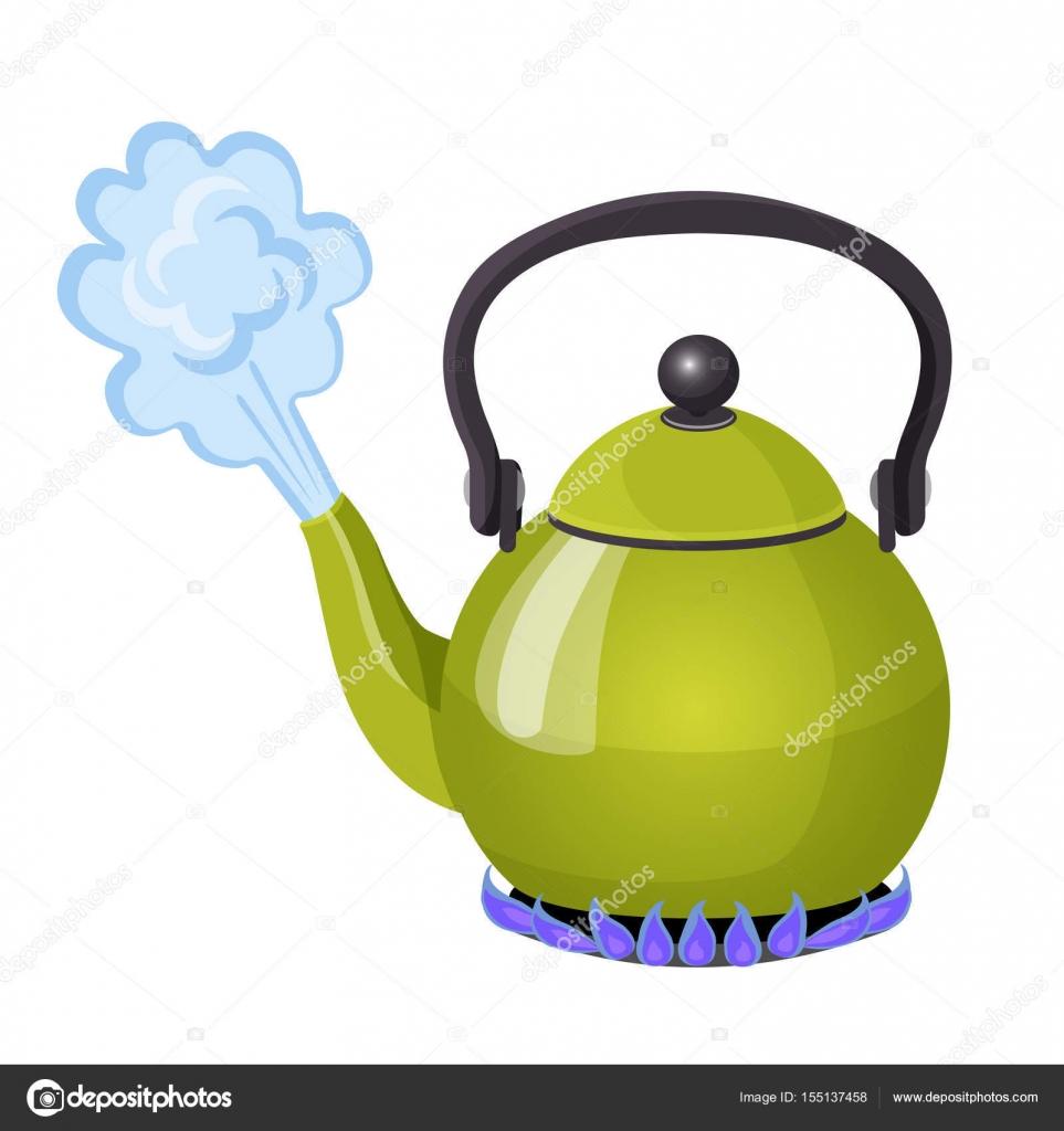 Imágenes: tetera hirviendo | Agua hirviendo en la tetera ... Boiling Teapot Clipart