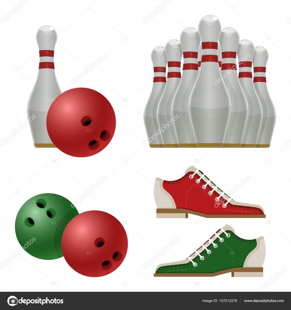 Für Bowling Oder Zubehör SpielenKugelnStifte KegelnSchuhe