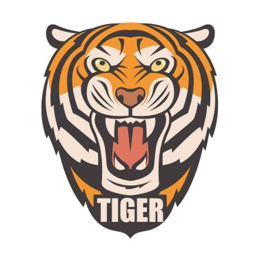 angry tiger image