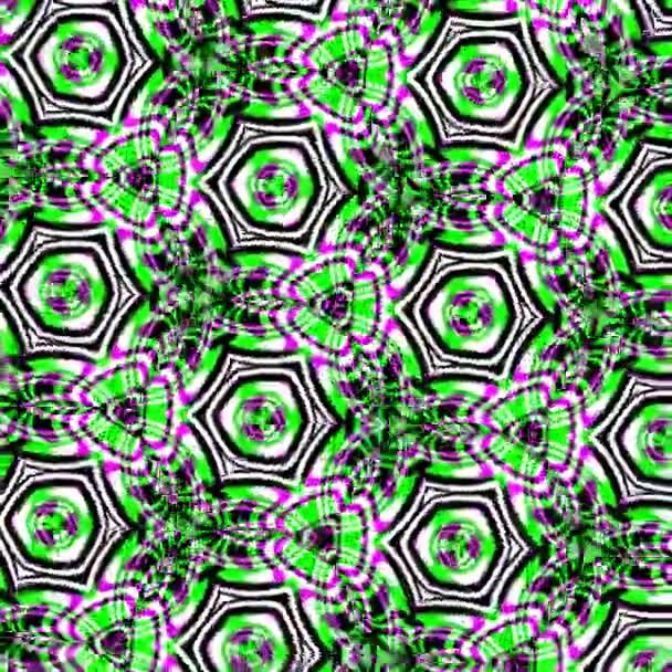 Unique rendering, Abstract exotic animation, Fantastic design, Colorful digital art, geometric kaleidoscope