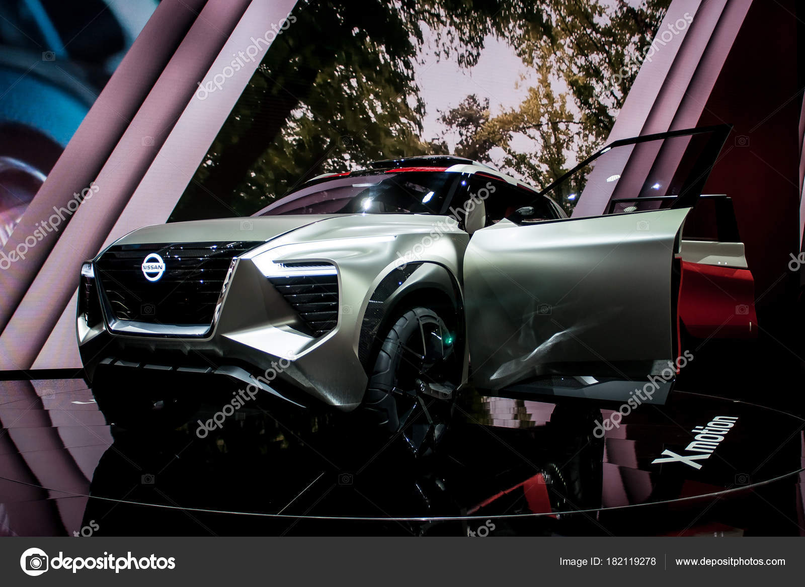 2018 North American International Auto Show — Redaktionelles ...
