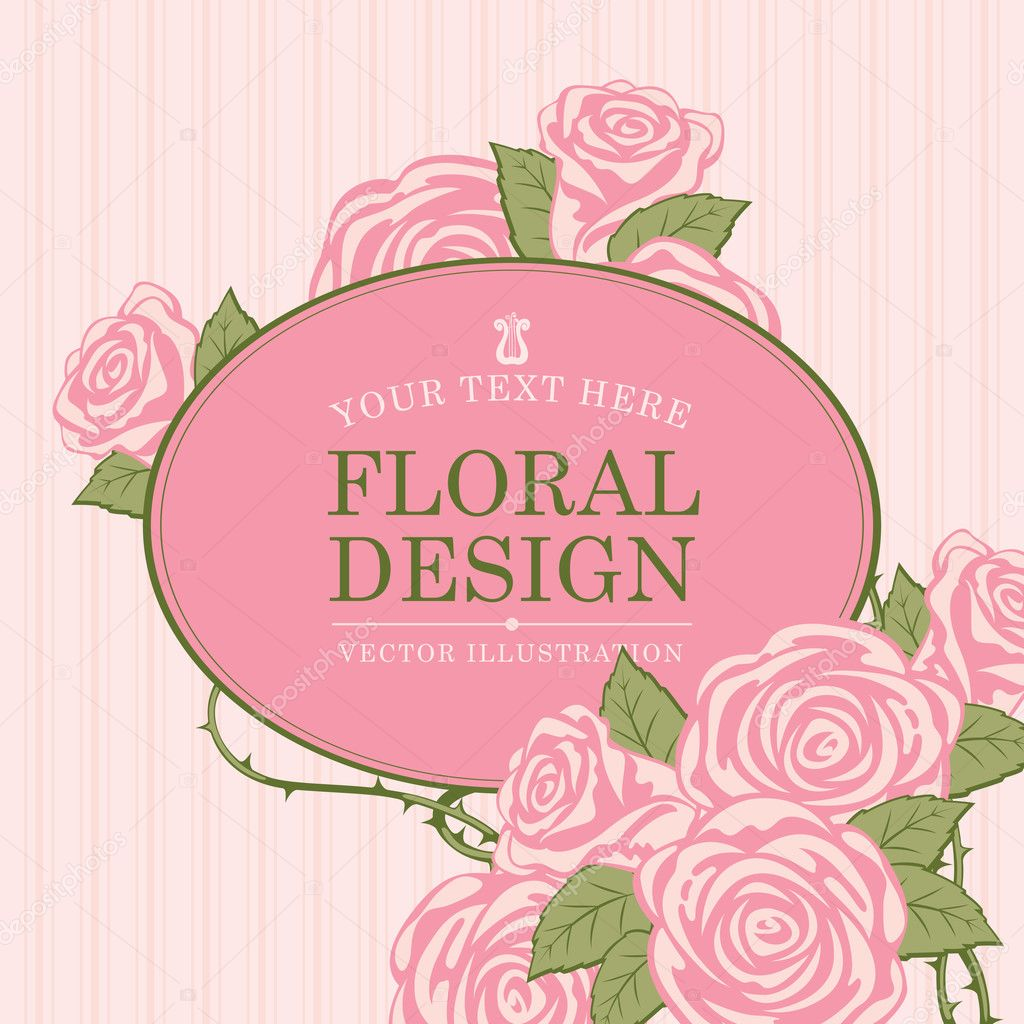 floral designs background