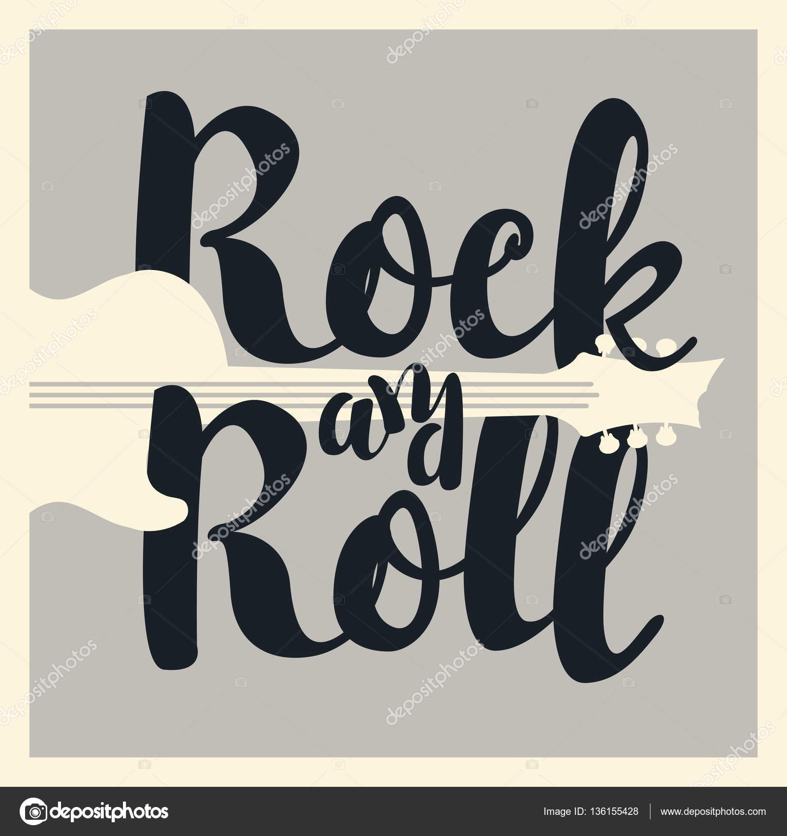 Imagenes Feliz Cumpleanos Rockero Rock And Roll Y Una Guitarra
