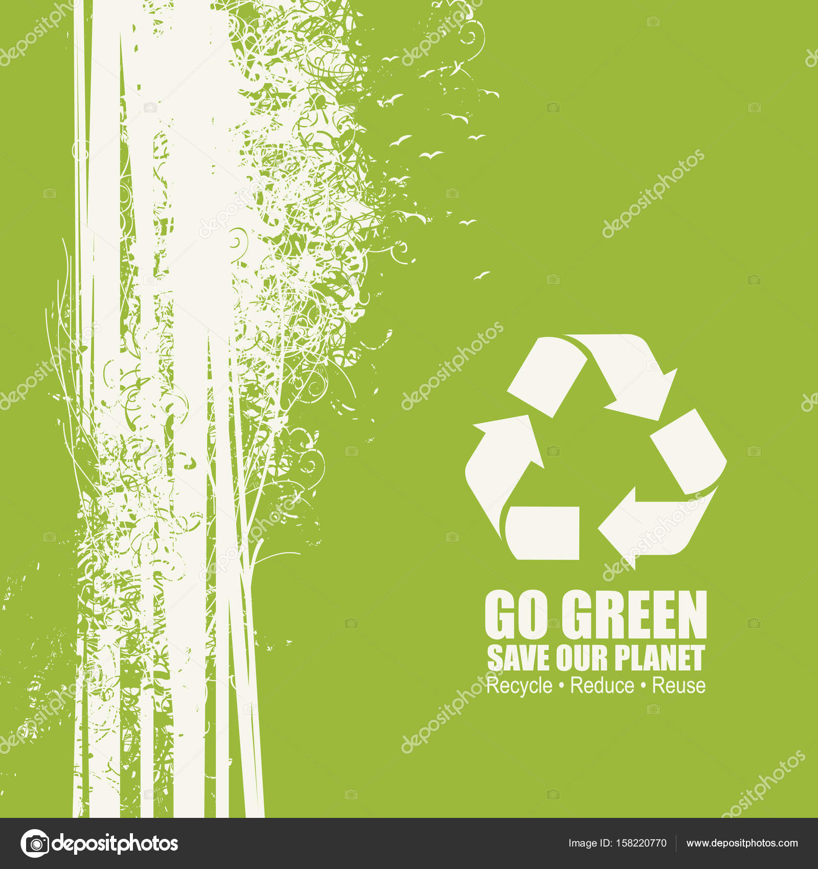 the concept of go green in Despite mounting pressure on businesses to prove their faithfulness to the earth,  managers share no common understanding of what this might mean in their.