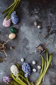Photo hyacinths