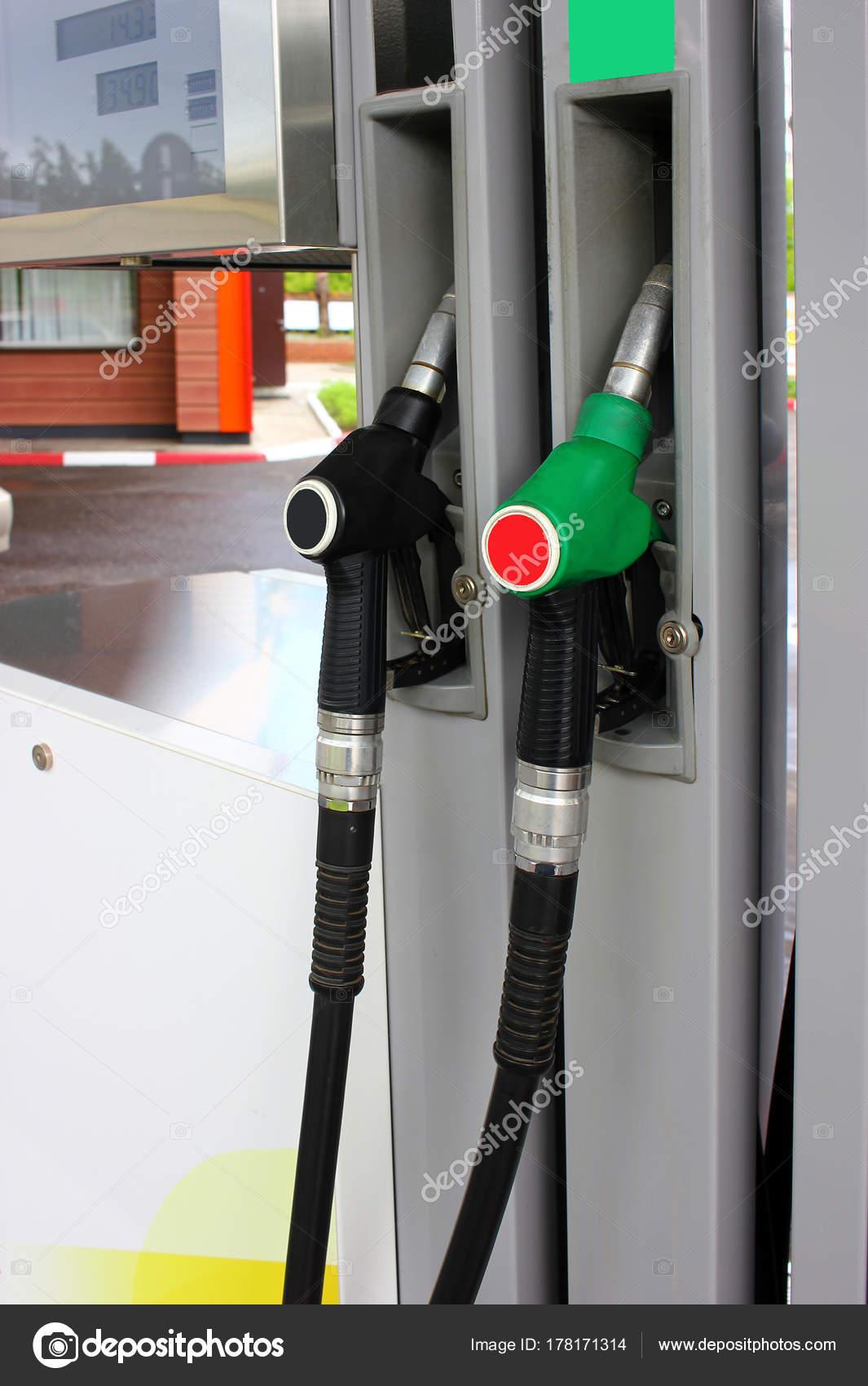 Diesel Fuel Station >> Gasoline Diesel Fuel Pump Nozzles Gas Station Source Energy
