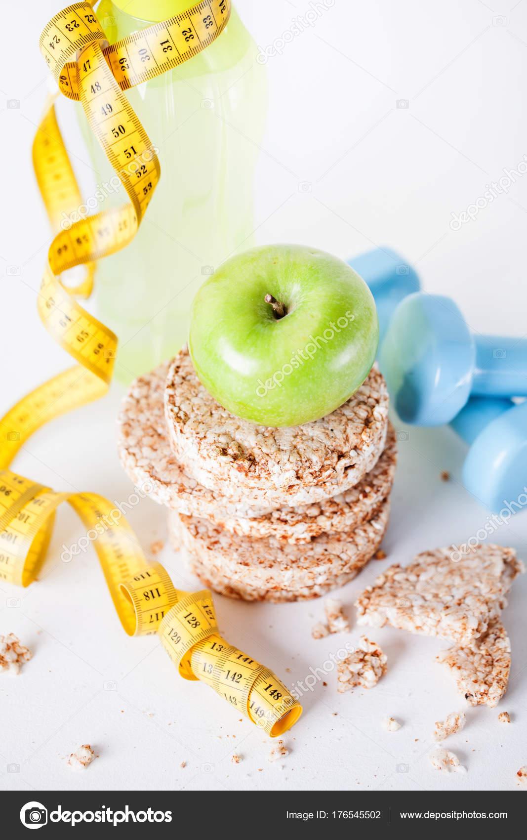 dieta de la manzana verde y agua
