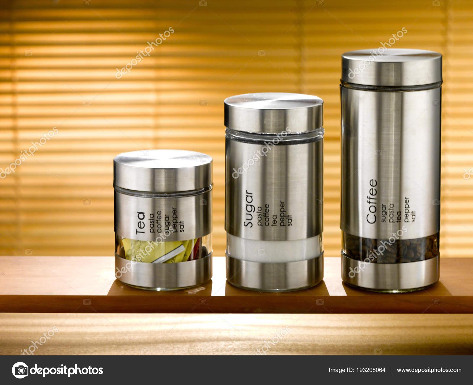 cucina verde tè zucchero al caffè