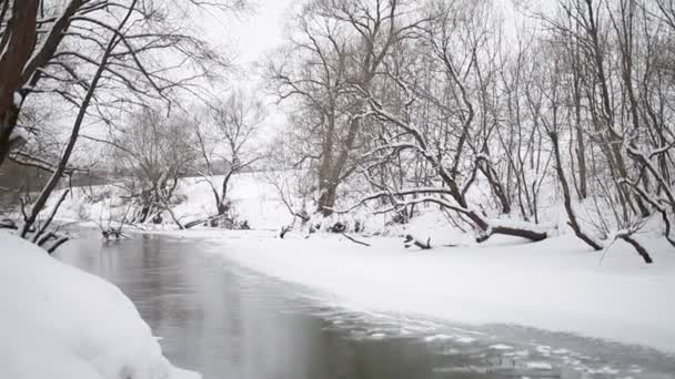 Zimní krajina krajina
