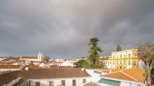 Angra do Heroismo tetők Időközű Terceira