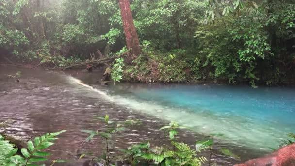 Celeste řeka počáteční bod