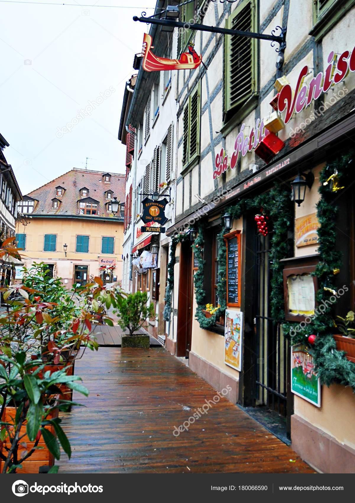 Straßburg Häuser Alte Häuser Schöne Häuser Straßen Weihnachten ...