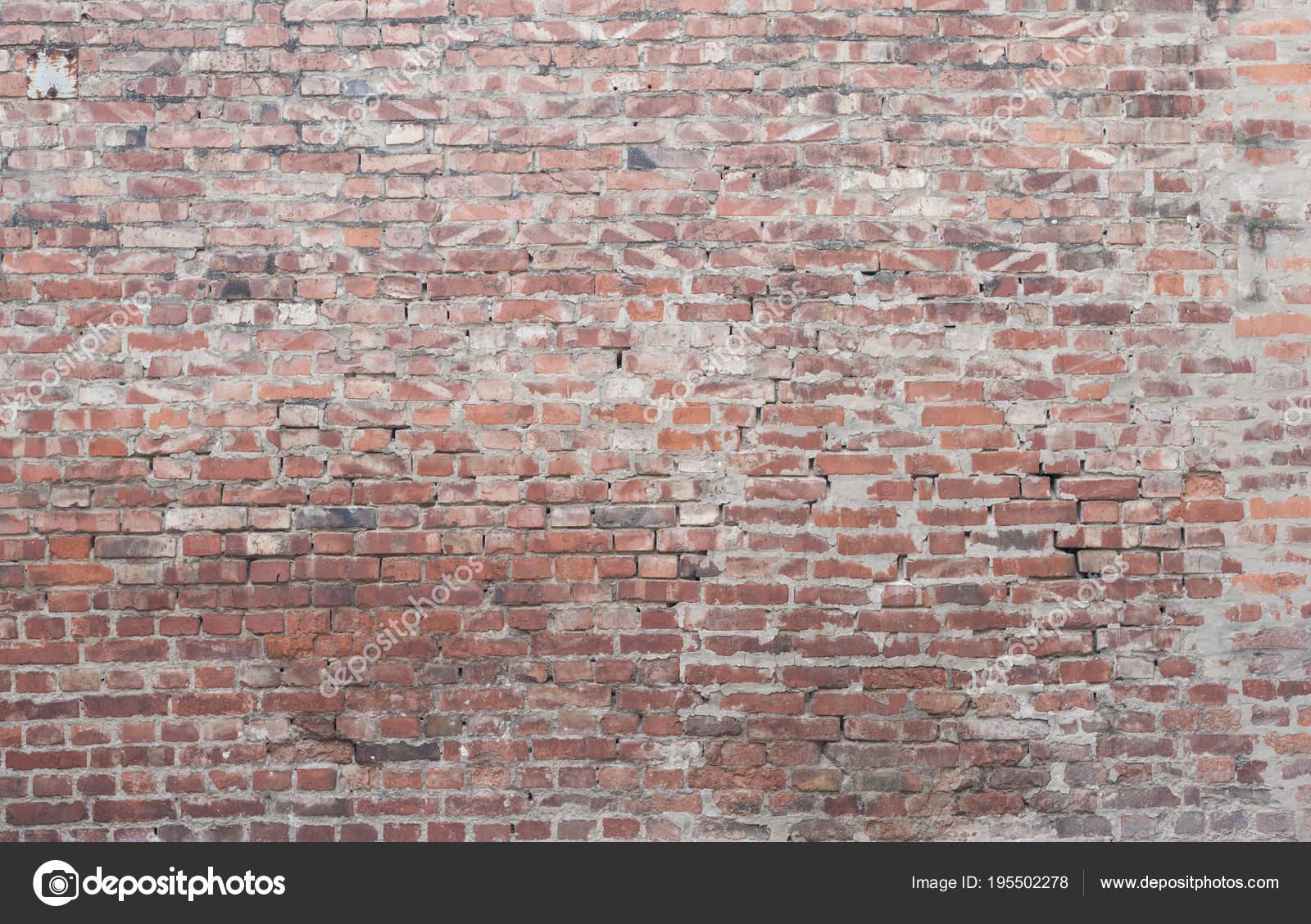 Bekannt Große Alte Mauer Als Hintergrund Oder Wallpaper Rote Ziegel Wand UY12