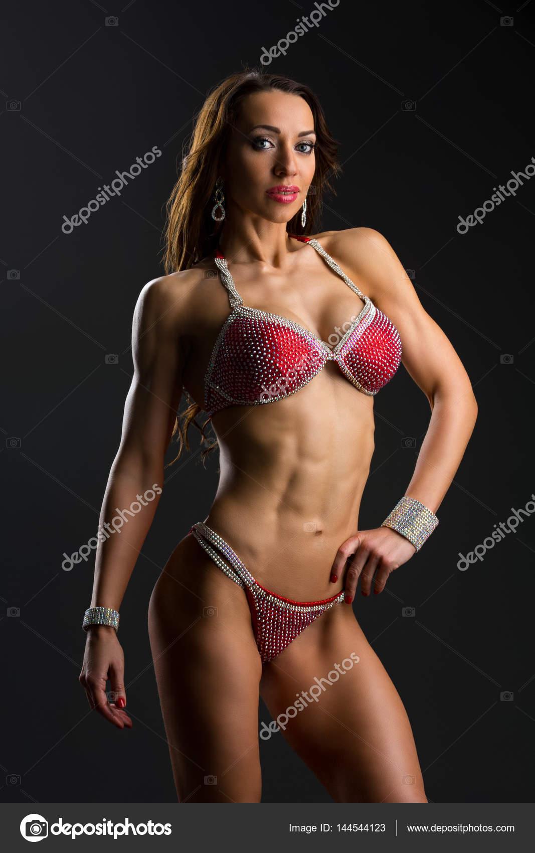 Русские фитнес красотки в бикини эротика