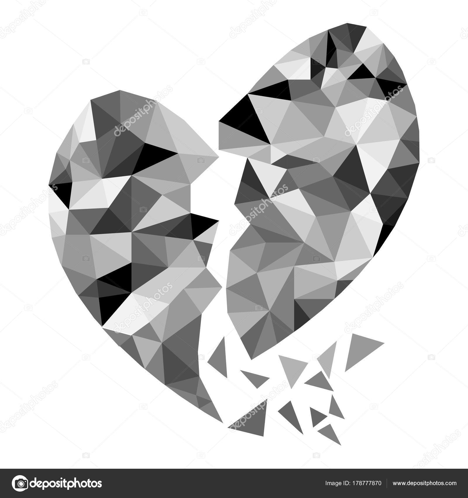 vector image diamond texture abstract stock photo seamless bigstock pattern polygon