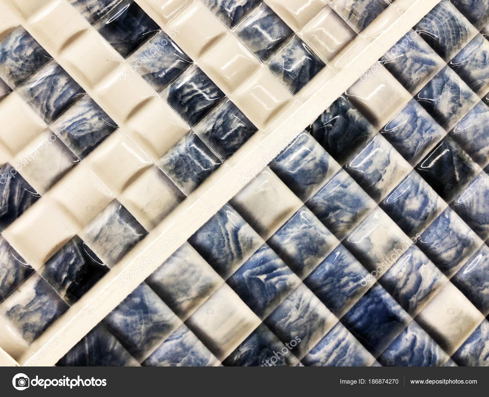 Kleine Farbige Dekorative Quadratischen Fliesen Ziegel Textur - Kleine bunte fliesen