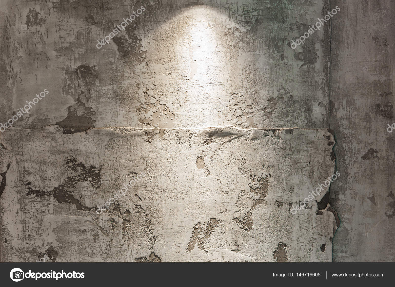 Modern Design With Decorative Plaster Walls U2014 Stock Photo