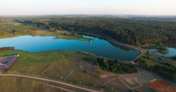 Sweden in summer - landscapes, forest, lakes