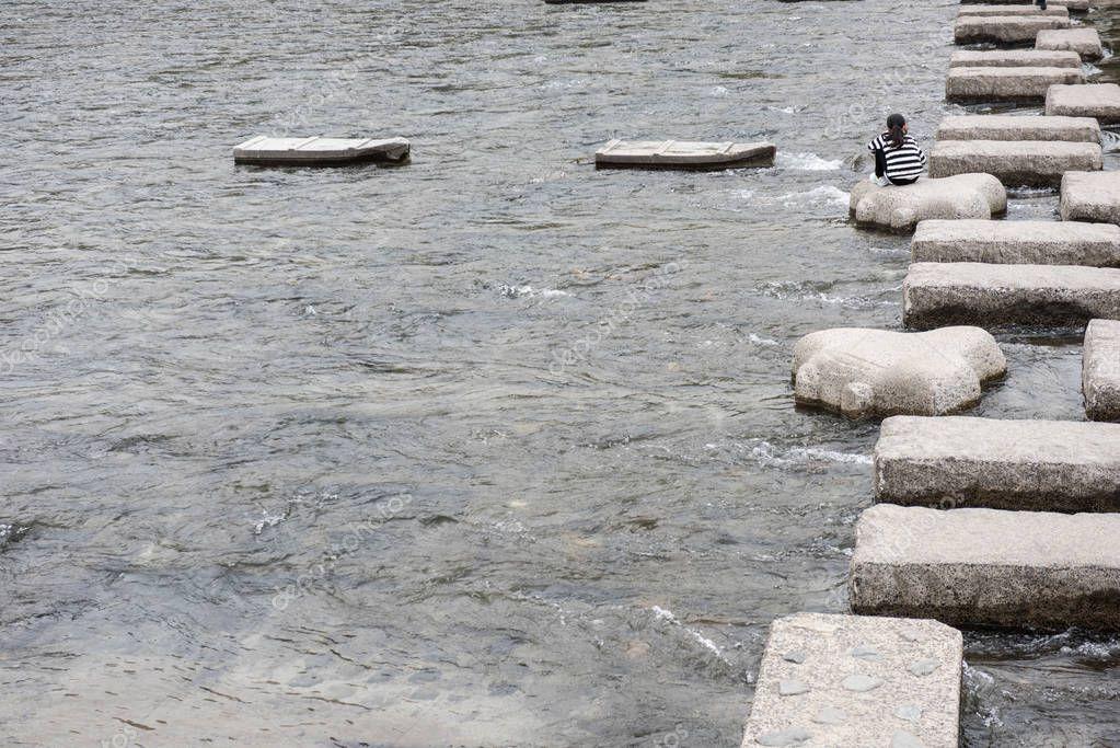 Stone Bridges in Japan