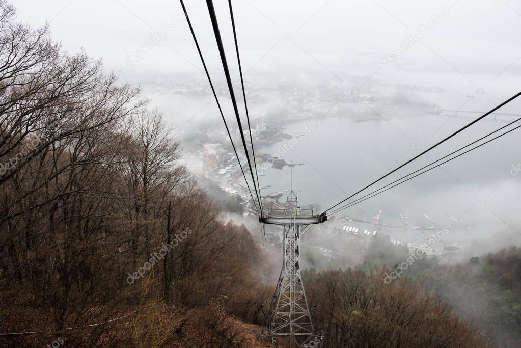 Scene from Ropeway